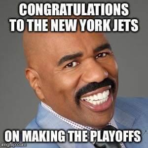 Steve Harvey Jets