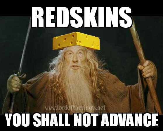 Stopping the Redskins