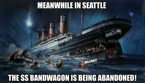 The SS Bandwagon