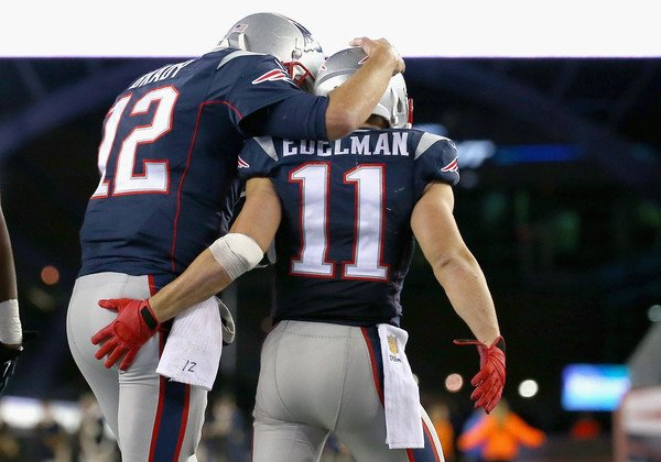 Tom Brady, Julian Edelman