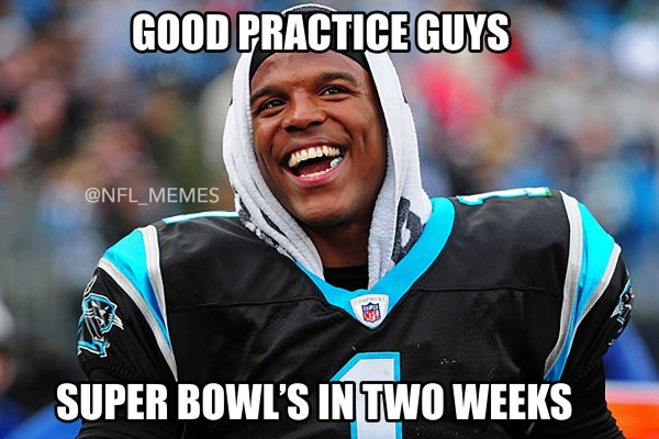 Too easy for Cam