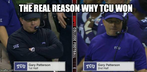 Why TCU Won