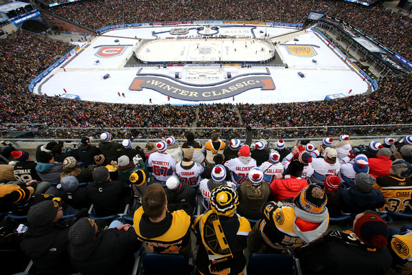 Winter Classic Different View