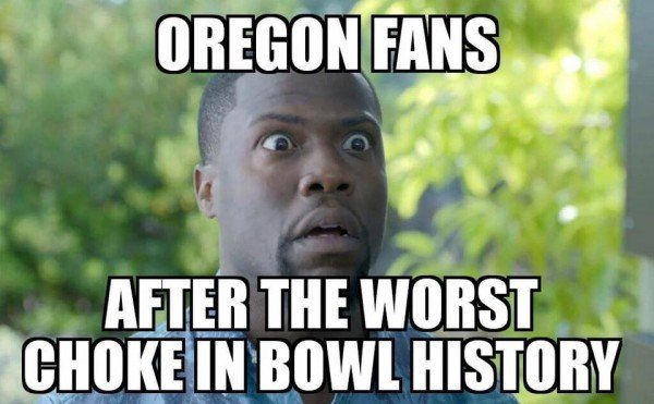 Worst Choke by Oregon