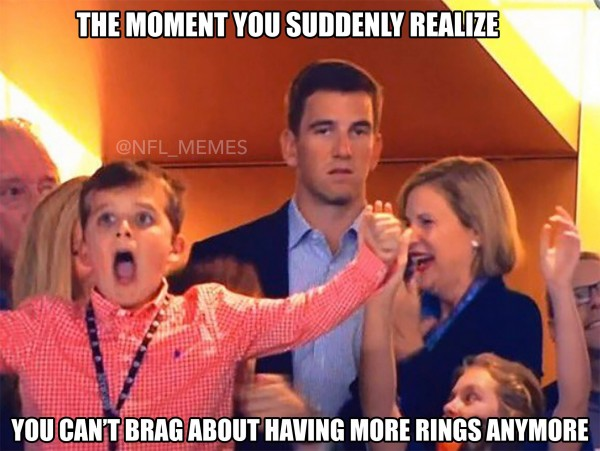 Eli Manning Face
