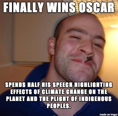 Good Guy DiCaprio