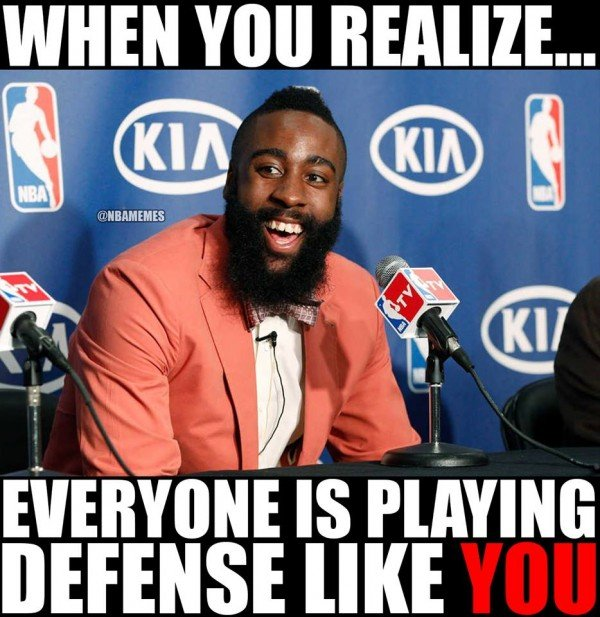 James Harden All-Star