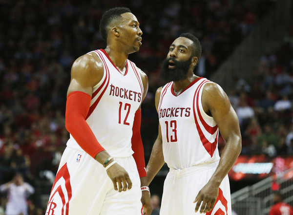 Houston Rockets' Dwight Howard Trade Rumors Heat Up
