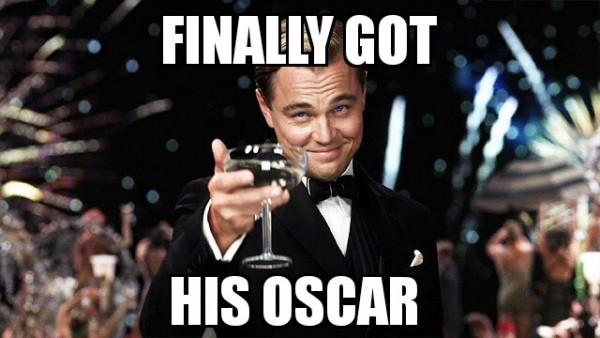 Leo Gatsby Meme