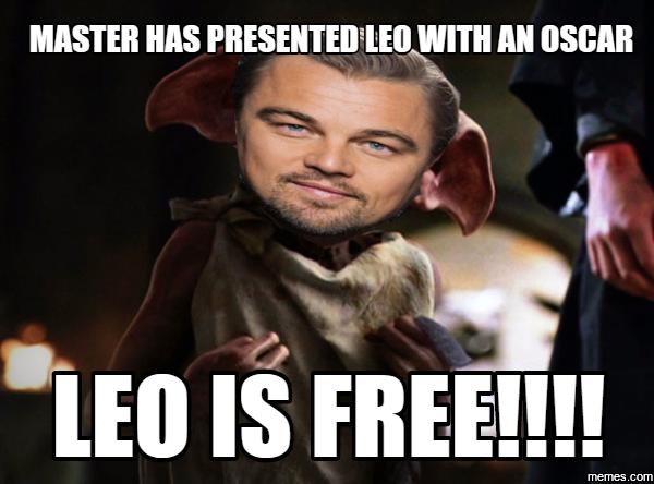 Leo is Free