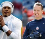 Peyton Manning, Cam Newton