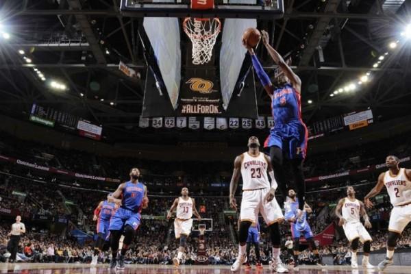 Pistons beat Cavaliers