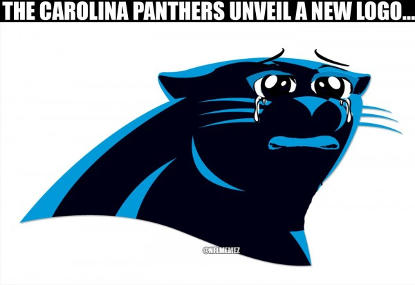 Sad Panthers Logo