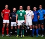 Six Nations 2016 Captains