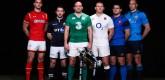 Six Nations 2016 Captains