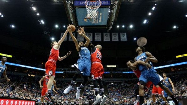 Trying to stop the Timberwolves