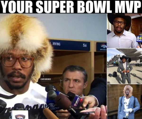 Von Miller Super Bowl MVP