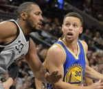 Boris Diaw, Stephen Curry