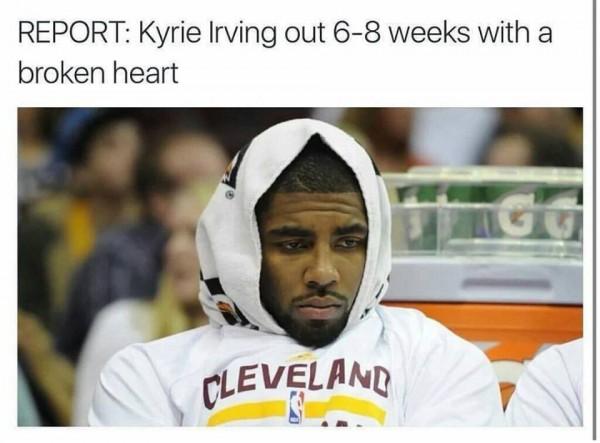 Broken Heart Injury