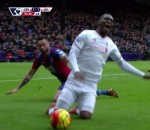 Christian Benteke Dive