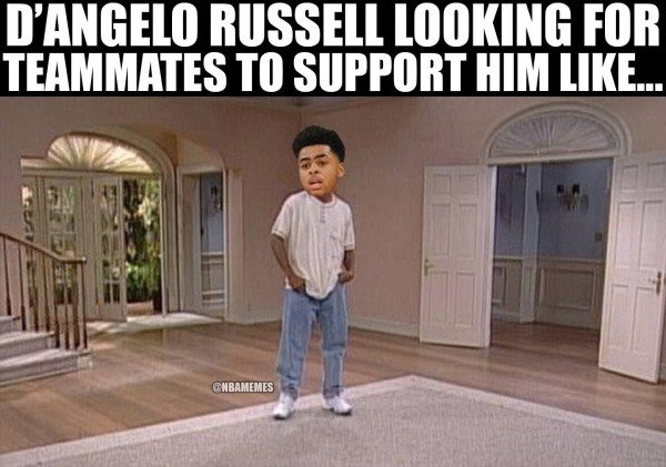 D'Angelo Left Alone