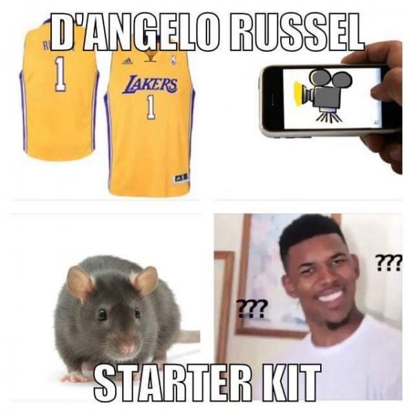D'Angelo Russell Starter Kit