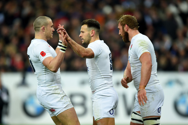 Danny Care Try