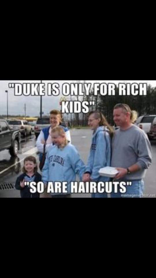 Duke Joke