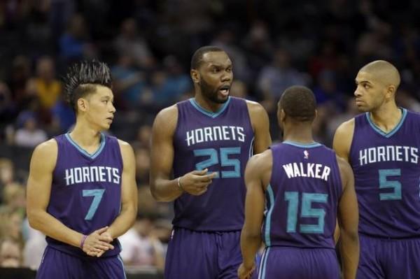 Early season Charlotte Hornets