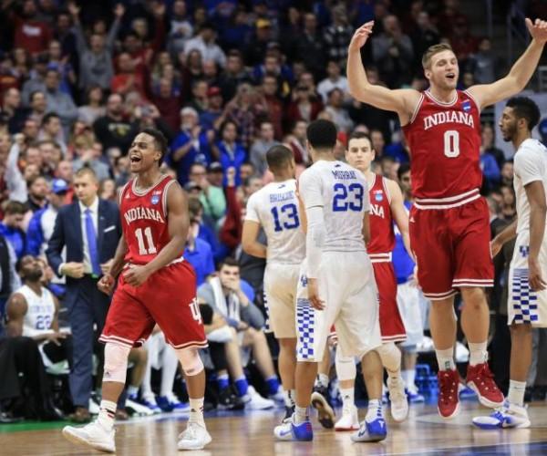 Indiana upset Kentucky