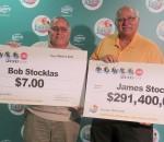 James Stocklas Florida Powerball