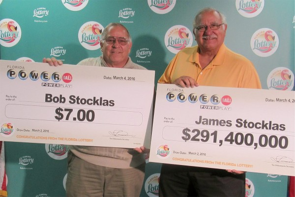 James Stocklas Florida Powerball