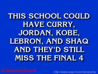 Jayhawks Jeopardy