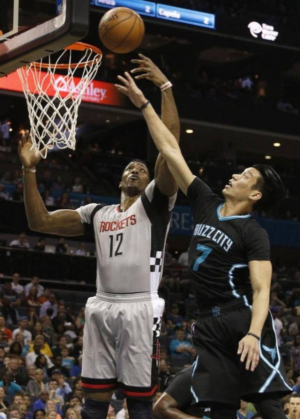 Jeremy Lin, Dwight Howard