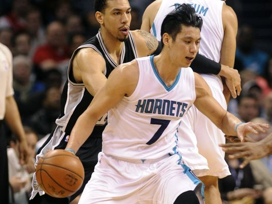Jeremy Lin vs Spurs