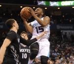 Kemba Walker Hornets Timberwolves