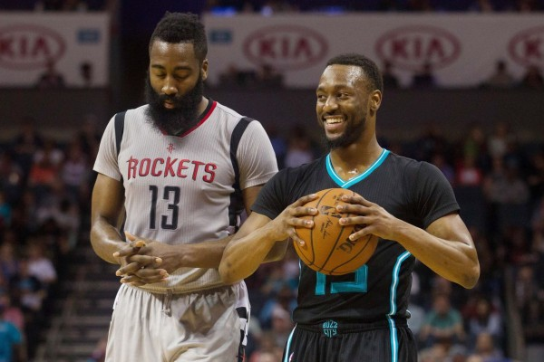 Kemba Walker, James Harden