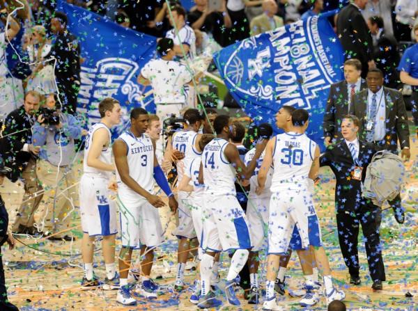 Kentucky Wildcats 2012