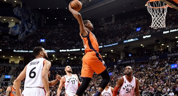 Kevin Durant Dunk