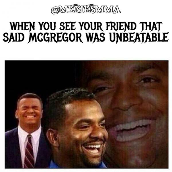 McGregor Fans