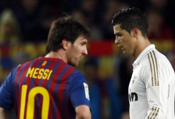 Messi Ronaldo Argument