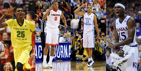 Number One Ncaa Tournament Teams