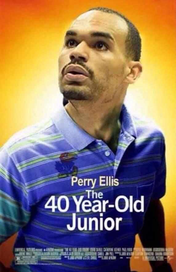 Perry Ellis 40 year old Junior