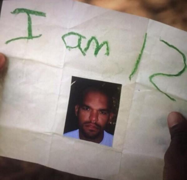 Perry Ellis Fake ID