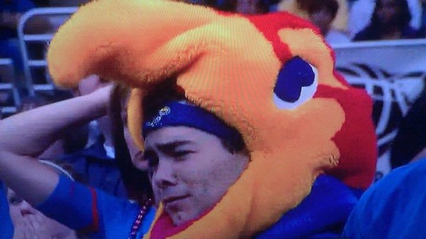 Sad Mascot
