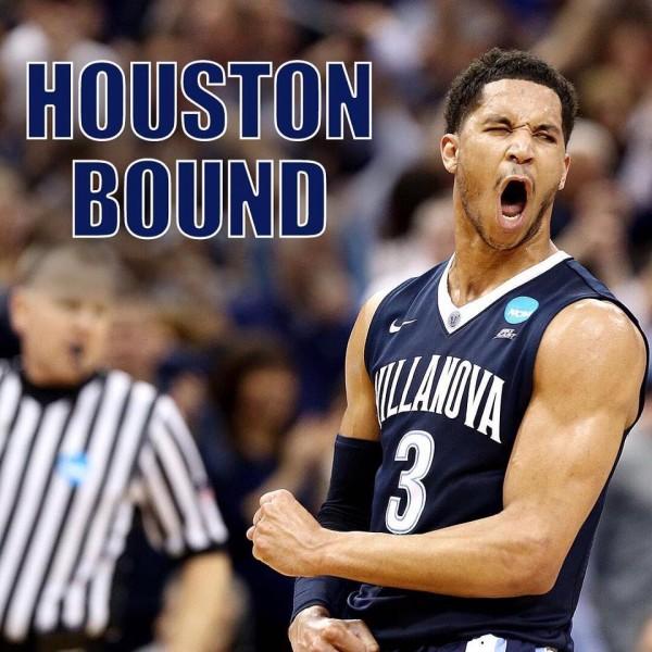 Villanova going to Houston