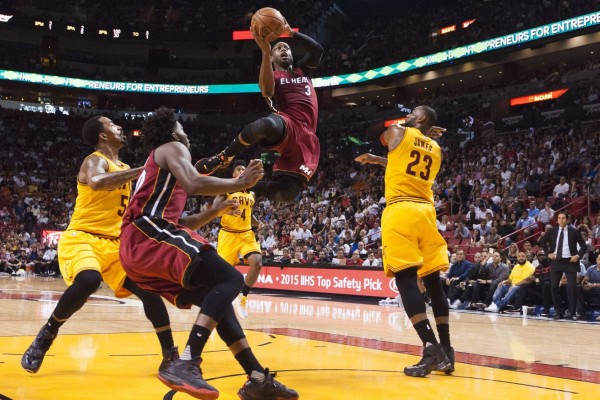 Wade vs Cavaliers