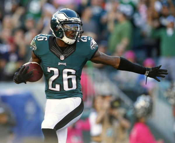 Walter Thurmond Eagles