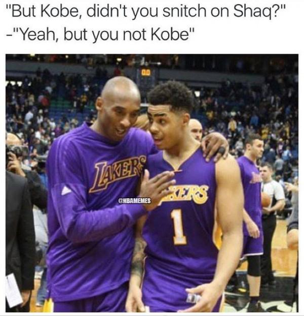 You Not Kobe