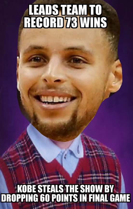 Bad luck Curry